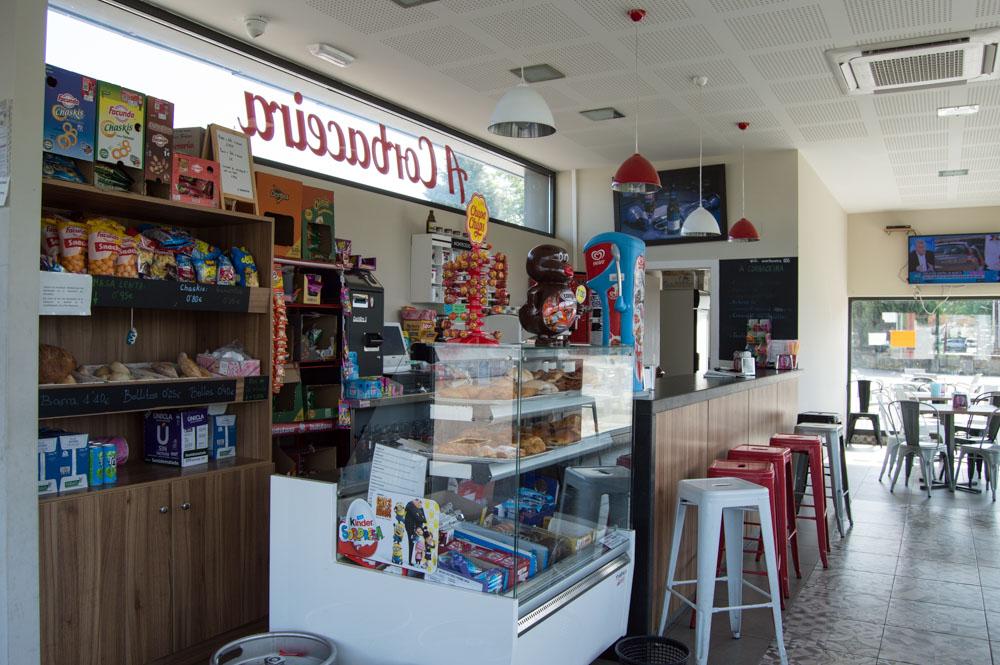 A Corabaceira Verín Cafetería