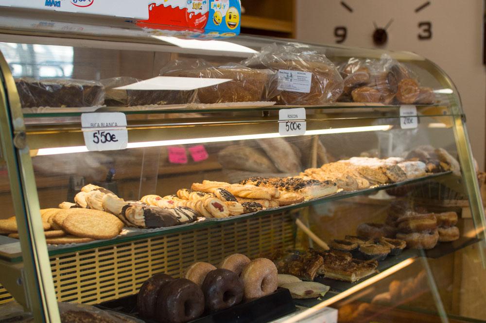 A Corbaceira pastelería