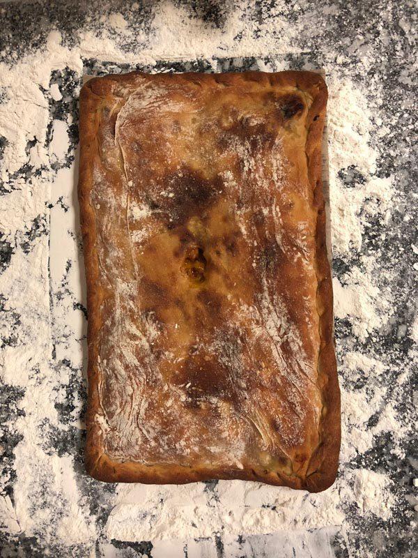 Empanada carne Corbaceira